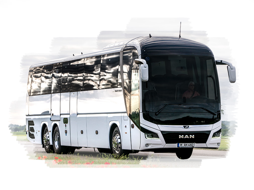 MAN Lion's Coach – удостоен с iF Design Award 2018 г.