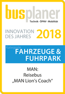 busplaner Innovationspreis