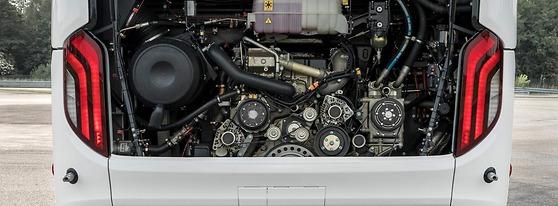 Мощный двигатель с системой Common Rail и оптимально подобранной коробкой передач