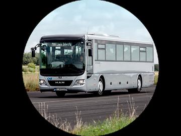 MAN Lion's Intercity— это идеальный междугородний автобус.