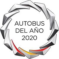 Premio ´Autobús del Año 2020 en España´