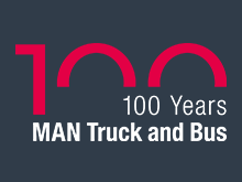 100 Years MAN Truck and Bus